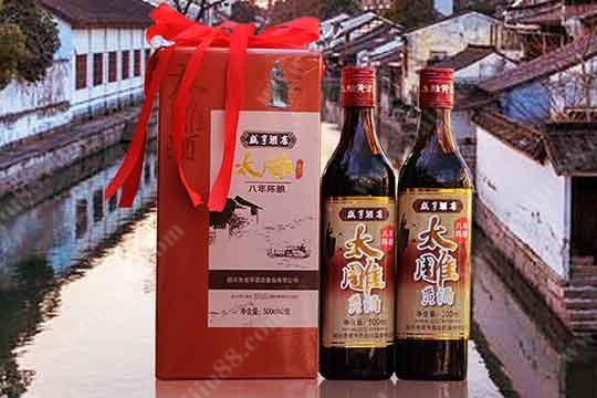 咸亨太雕酒产品及价格