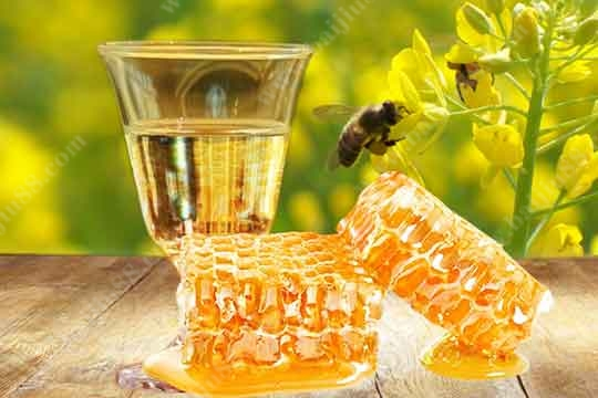 白酒配蜂蜜的妙用小方法