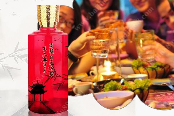 邀请朋友聚会用什么酒