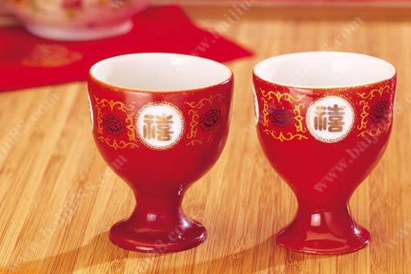 婚宴中常见的白酒