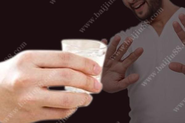 洋人不喝白酒的原因