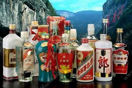 中国十大名酒是因何而得名