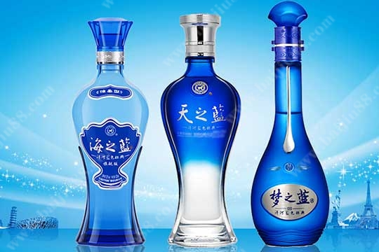 海之蓝、天之蓝、梦之蓝的区别