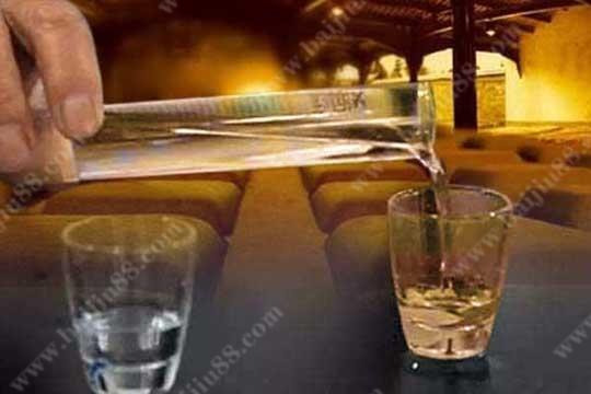 白酒中的主要成分