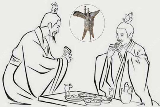 酒在古代的重要性