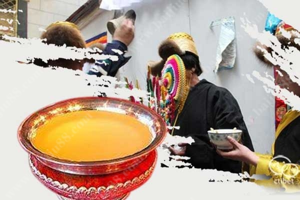 藏族的酒文化