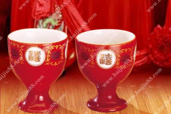 中国传统婚礼中的喜酒文化