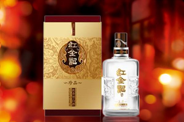 武汉红金龙酒的价格