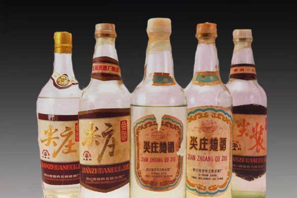 最常见的三种香型白酒