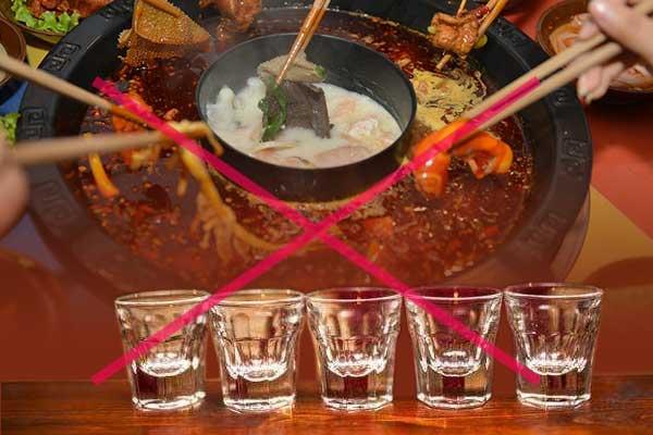 为什么秋冬季节吃火锅不适宜喝白酒