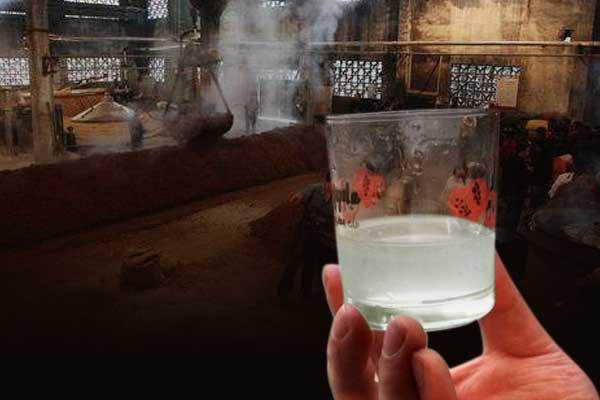 白酒为什么会污浊沉淀
