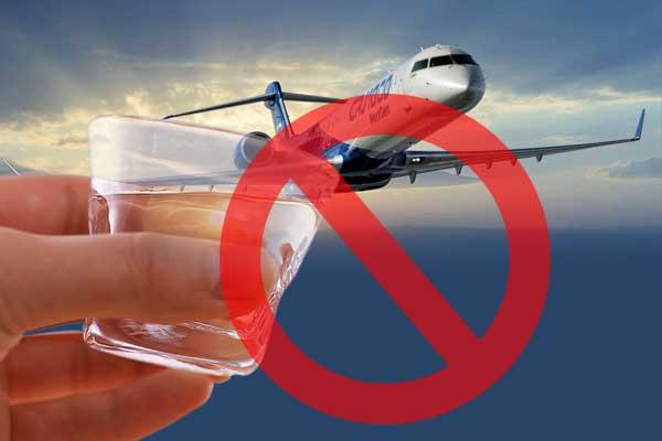 喝完酒能不能进机场