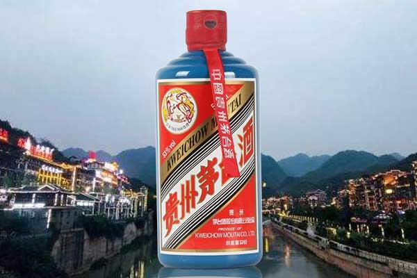 蓝瓶茅台酒