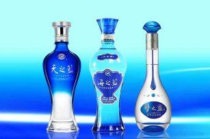 洋河海之蓝、天之蓝、梦之蓝同出一门为何酒质差异很大?