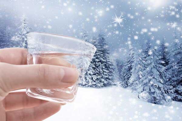 冬天喝酒真的是否能御寒