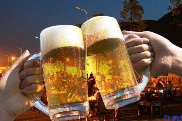怎么喝啤酒才不会醉酒