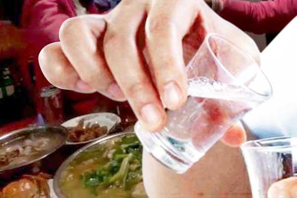 喝酒的时候应该注意的5个问题