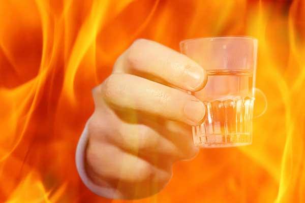 喝酒会不会导致上火