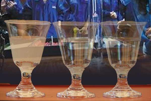 影响白酒降度的因素