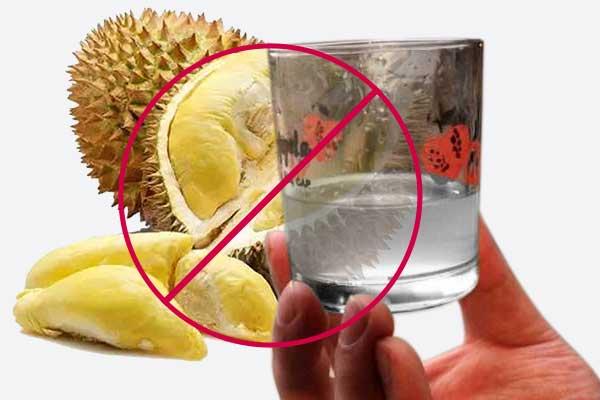 榴莲和酒不能一起食用的原因