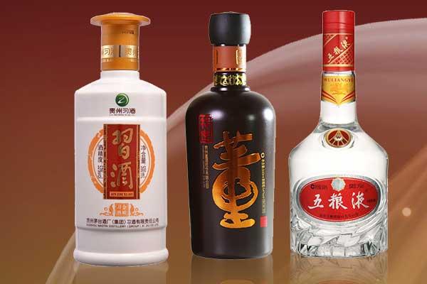 金质习酒、五粮液和董酒三者之间该怎么选择