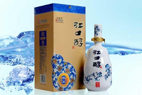 江口醇产品酒的价格