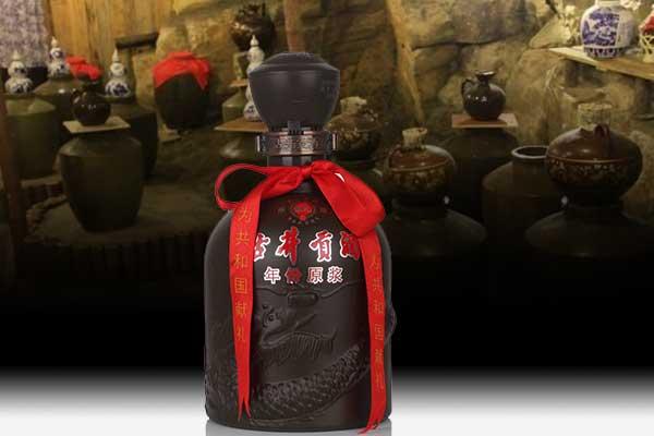 古井贡酒可以放多少年以及它如何存放