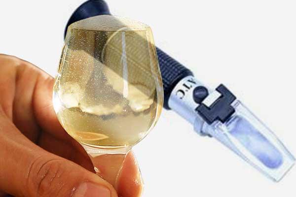 白酒度数测定方法