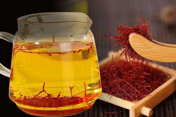 3种藏红花泡酒的配方与方法