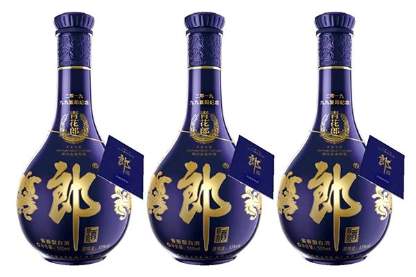 青花郎重阳纪念酒有没有收藏价值