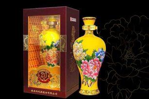 什么是国花瓷西凤酒,以及这款怎么样呢?
