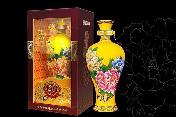 什么是国花瓷西凤酒